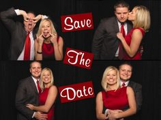 StudioWed Atlanta vendor Shutterbooth can create special photo booth 'Save-the-dates' just for you!