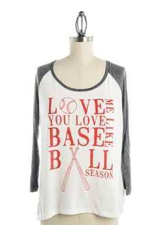 """Love Me Like You Love Baseball Season""  >>>PERFECT timing for tonights opening game of the MLB World Series between the Red Sox & Cardinals!   www.JudithMarch.com  http://judithmarch.blogspot.com/2013/10/love-me-like-you-love-world-series.html"