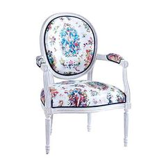 As part of his large collection for Roche Bobois, Jean Paul Gaultier has funked up a traditional Louis XVI style chair, introduced an armchair on wheels and added his signature stripes and imagery … Take A Seat, Louis Xvi, Jean Paul Gaultier, Home Decor Items, Signature Style, Accent Chairs, Armchair, Traditional, Classic