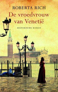 Roberta Rich - De vroedvrouw van Venetië - 2013