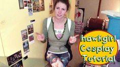 Hawkgirl Cosplay Tutorial - Corset Supplies (+playlist)