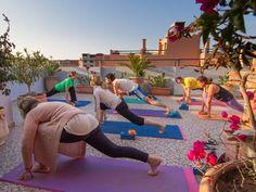 7 días retiro de yoga y surf en Marruecos
