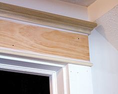 DIY American Foursquare trim