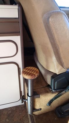 Image may have been reduced in size. Click image to view fullscreen. Vw T3 Camper, Vw Bus T2, T3 Bus, Van Conversion Build, Minivan Camper Conversion, Volkswagen Interior, Camper Interior, Camper Furniture, Vw Vanagon