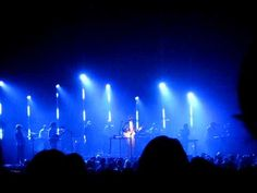 ▶ Bon Iver - Holocene (Live from Chicago Theater) - YouTube this show was unbelievable