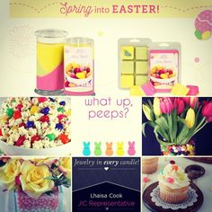 Spring into Easter with our NEW Jelly Bean Scent!  ::: Come visit http://ift.tt/1IeUHGb  #candles #ecofriendly #healthy #lush #sale #nvusddjic #jewelry #homedecor #interiordesign #spa #relax #yogi #sahm #bosslife #fruit #spring