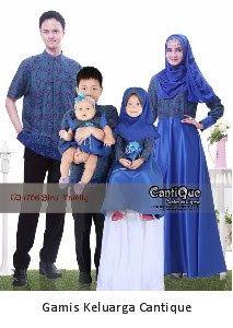 Butik Baju Muslim Terbaru 2018 Gamis Sarimbit Keluarga Pakaian