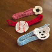 Pacifier Holder - via @Craftsy - free pattern. don't like the design that much but the idea. get craftsy!