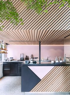 Fragments of architecture — The Cold Pressed Juicery / Standard Studio
