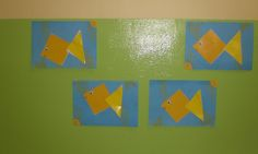 Fish craft for kindergarten   funnycrafts