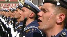 Rusia celebra el Día de la Victoria con el desfile militar más importante de su historia
