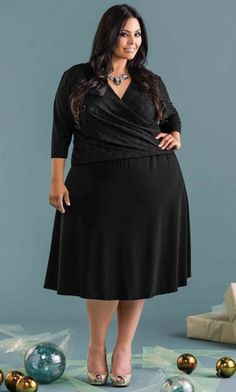"""KATERINA FAUX WRAP DRESS The Perfect """"Mother of the Bride"""" dress!"""