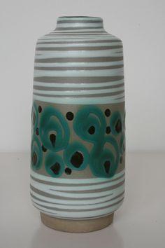 VEB Haldensleben vase, marked: 3045 c, height: