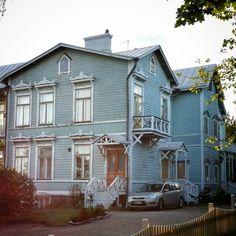 Helsinki villa.