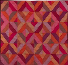 Rubies and Diamonds Quilt Kit