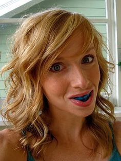 Whiten Teeth For Cheap - with link to video clip on making your own whitening TRAYS for like 2 bucks!  (have not tried, or know for sure if safe for teeth, so.........but sure wonder if works.)