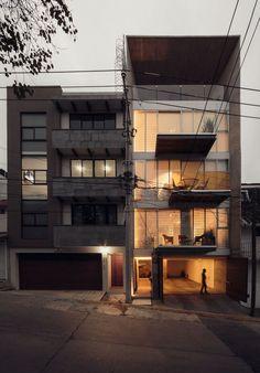 Galería de Edificio VH / BCA Taller de Diseño - 7