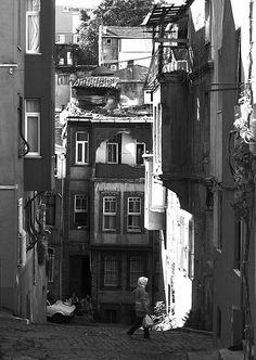 Balat Istanbul . Turkey