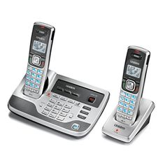 Uniden TRU9565-2 Digital 5.8 GHz Digital Caller ID Cordless Phone with One Extra Handset/Cradle