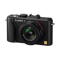 Panasonic 10.1-megapixel Lumix digital camera - something small when you don't feel like lugging the SLR around