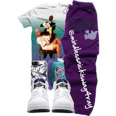 Grapey!, created by mindlessnickiswag4ray on Polyvore