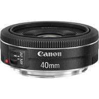 Canon EF 40mm f/2.8 STM Pancake Lens - Just ordered one and I can't wait to shoot with it.