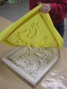 Latex Mould for making this lovely 3d Whale Themed candle