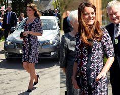 Kate Middleton's  Erdem Dress