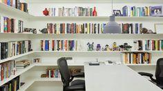 home office criado por Pascali Semerdjian