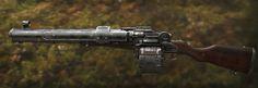 ArtStation - Retro Rifle, Tor Frick