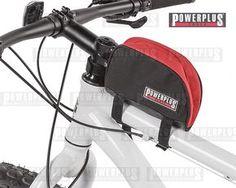 Rahmentasche Die praktische Rahmentasche  ist ideal um Ihr Werkzeug, Flickzeug oder Ihre Sportnahrung zu verstauen. Verschlussystem: Reißverschluss Mit dem verstellbaren Klettverschluss können Sie die Rahmentasche an einen Rahmen bis zu einem Durchmesser von 50 mm anbringen, Preis: € 6,95 zzgl.Versand, https://www.powerplustools.de/fahrradtaschen/rahmentasche-fur-fahrrad-rennrad-mountainbike-mtb-.html