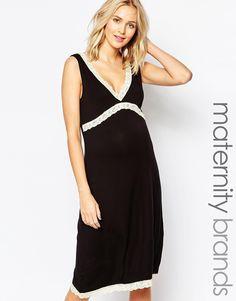 Image 1 ofEmma Jane Maternity Nightdress