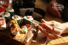 3D dort Sushi