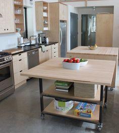 Charming Built In Kitchen Shelves