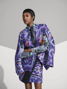 CASUALLY COOL, POWERFULLY CHIC | Vlisco V-Inspired ~African fashion, Ankara, kitenge, African women dresses, African prints, African men's fashion, Nigerian style, Ghanaian fashion ~DKK