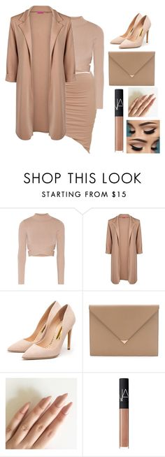 """""""Untitled #35"""" by arlenvargas on Polyvore featuring beauty, Jonathan Simkhai, Rupert Sanderson, Alexander Wang and NARS Cosmetics"""