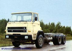 Barreiros  Dodge C-2664, 6x4
