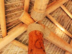 Tiki Hut Thatching is another main aspect to properly cover with thatch. This also ensures that you do not need to worry about the thatch and keep it in a good condition.