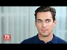 Matt Bomer and Tim DeKay! White Collar 2012! Magic Mike! TV Guide Magazine! - YouTube