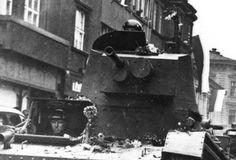 Polish 7TP tank.