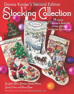 Donna Kooler's Second Edition Stocking Collection (Leisur...