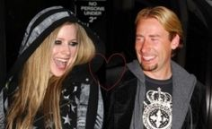 Avril Lavigne Is Engaged To Nickelback Frontman