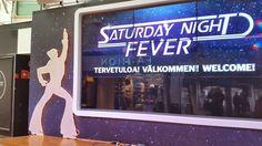 Kahvakuula kainalossa: Saturday Night Fever -musikaalin ennakkotunnelmiss...