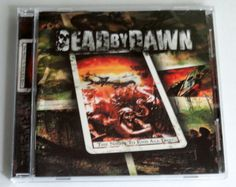Dead By Dawn - The Night To End All Days Death/Thrash Metal CD From Holland 2006 #ThrashSpeedMetal