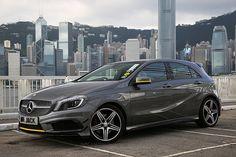 Mercedes-Benz, A-Class, A250, Sport In  Hong Kong.