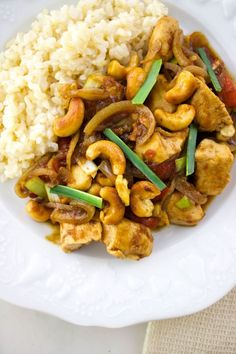 Authentic Thai Cashew Chicken #ThaiRecipes Romantic Dinner Recipes, Dinner Recipes Easy Quick, Lunch Recipes, Picnic Recipes, Picnic Ideas, Romantic Dinners, Dinner Ideas, French Vegetarian Recipes, Indian Food Recipes
