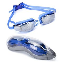 LONSANT Unisex Swim Goggles Pro UV Protected AntiFog Leak Proof Best Pool Glass for Swimming ** Check this awesome product by going to the link at the image.Note:It is affiliate link to Amazon.