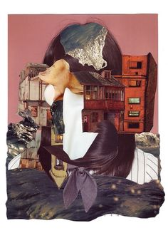 Collages from Ashkan Honarvar | Exhibition-ism