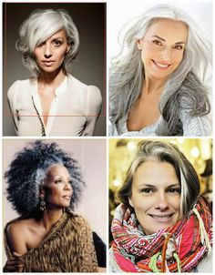 a figurinista: a mulher de cabelos prateados