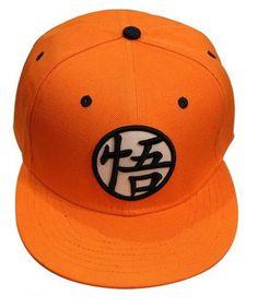 Dragonball Z Orange Goku Snapback